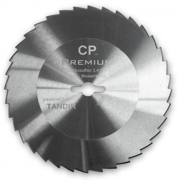 Kreismesser 120 Gezahnt für Tandir