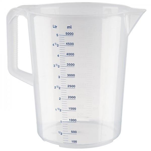 Messkanne Messbecher APS 5 Liter