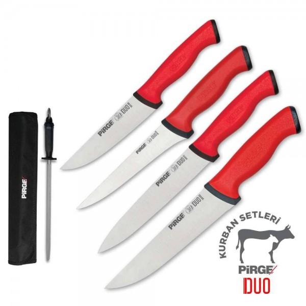 Metzger Messer Set Premium Pirge 6-Teilig Kurban