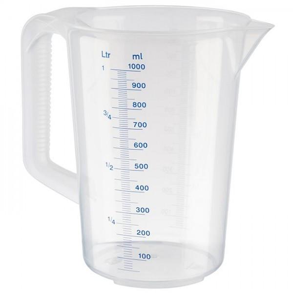 Messkanne Messbecher Schneider 1 Liter