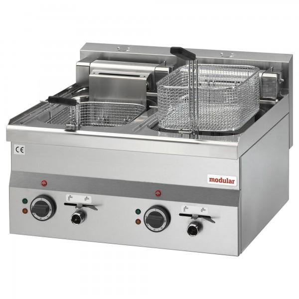 Fritteuse Modular FU 60/60 FRE/P