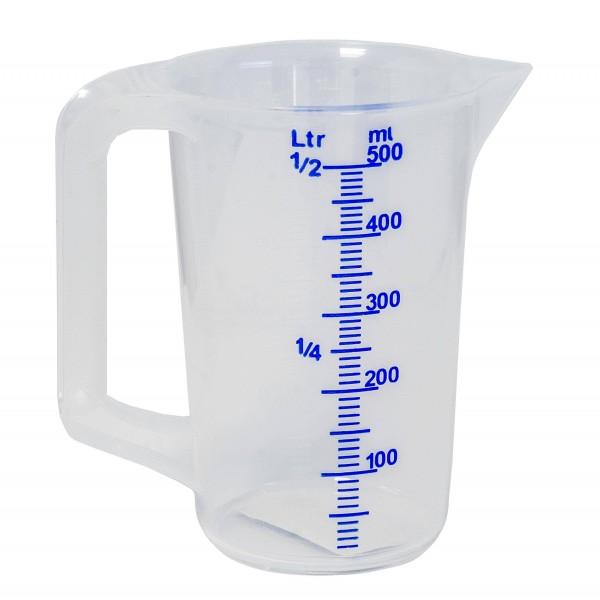 Messkanne Messbecher APS 0,5 Liter