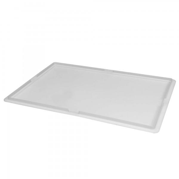 Deckel Teigbehälter GI-Metal 60 x 40 x 2 cm
