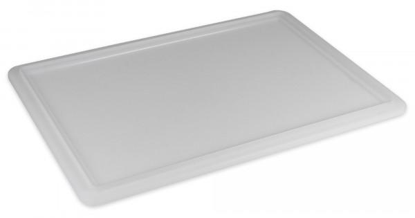 Deckel für Teigbehälter GI-Metal 60 x 40 x 7 cm