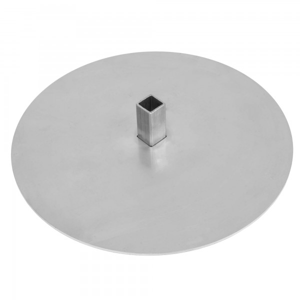 Spießteller mit Aufkantung 180 mm