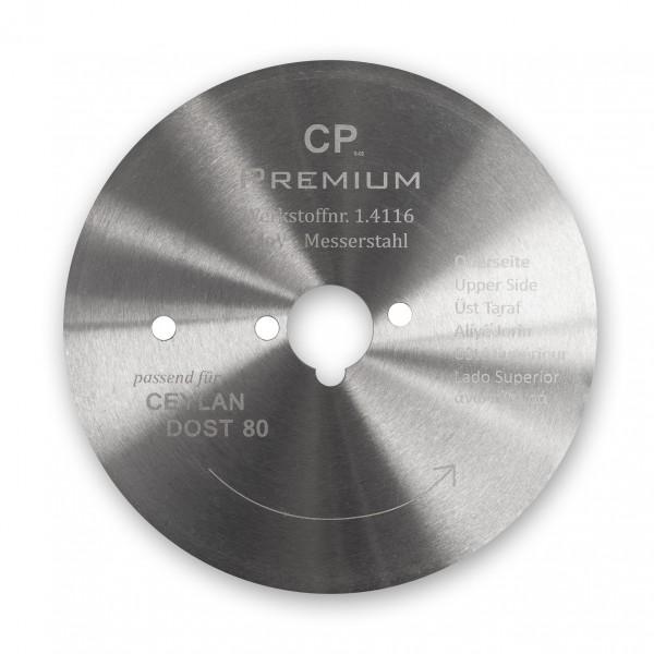 Kreismesser 80 für Ceylan Dost