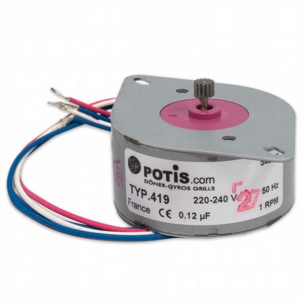 Motor Spule Potis PT0154