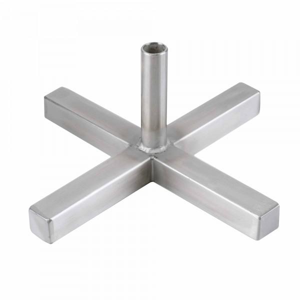 Spießständer Handkreuz 25 x 25 cm