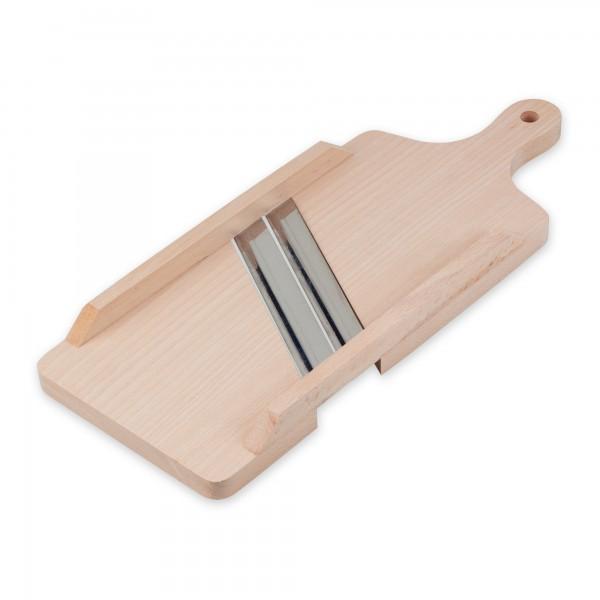 Gurkenhobel 2 Messer 40 cm