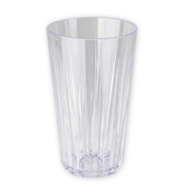 Trinkbecher APS Crystal 150 300 500 ml Unzerbrechlich Glas Pool Spa Beach Becher