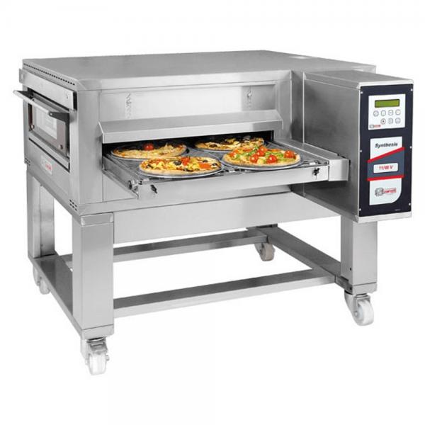Zanolli Synthesis 11/65 VE elektrischer Durchlauf Pizzaofen