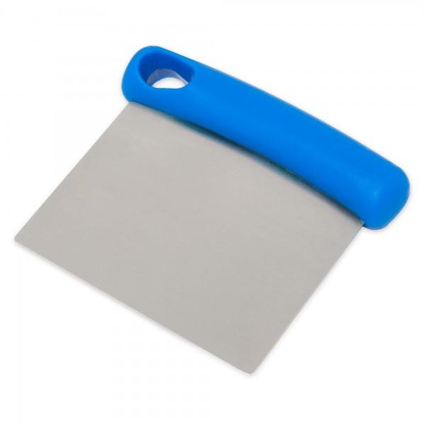 Teigschaber flexibel Edelstahl 115 mm