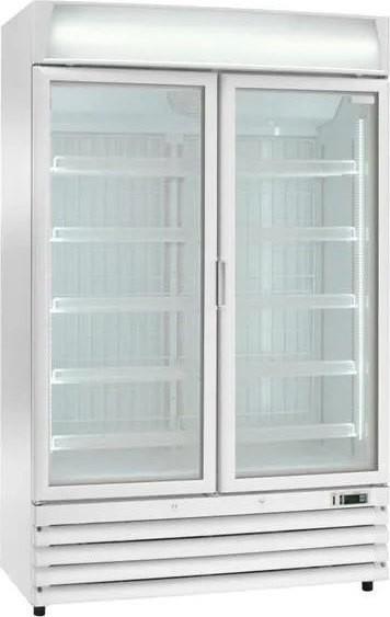 Glastürkühlschrank Display AKE1000RG 825 Liter