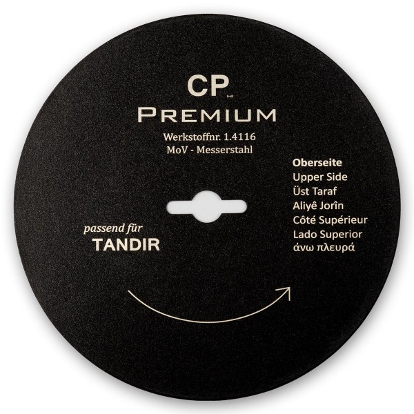 Kreismesser 120 Teflon für Tandir